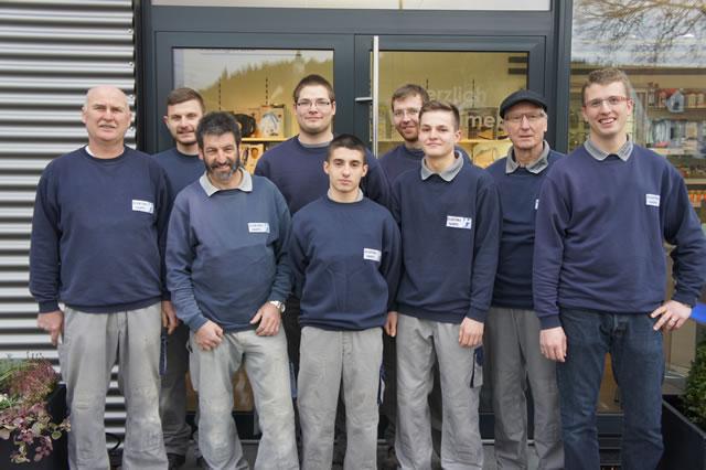 Team von Elektro Hartl
